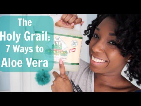 Holy Grail Product: 7 Ways to Use Aloe Vera