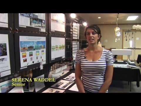 Environmental + Interior Design at Chaminade University