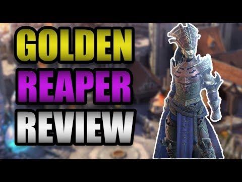 GOLDEN REAPER REVIEW