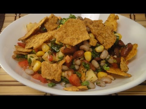 Mexican Bean and Corn Salad