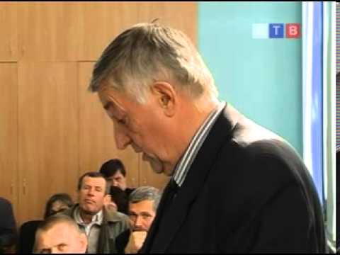 видео: Сессия городского Совета депутатов   Выборы главы администрации г  Змеиногорска 2013