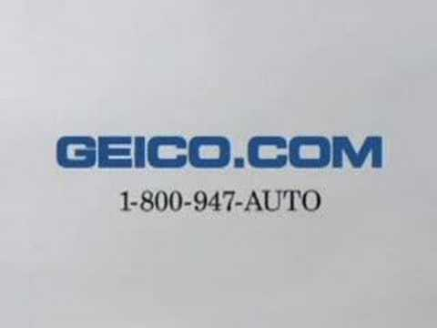 Classic Geico commercials