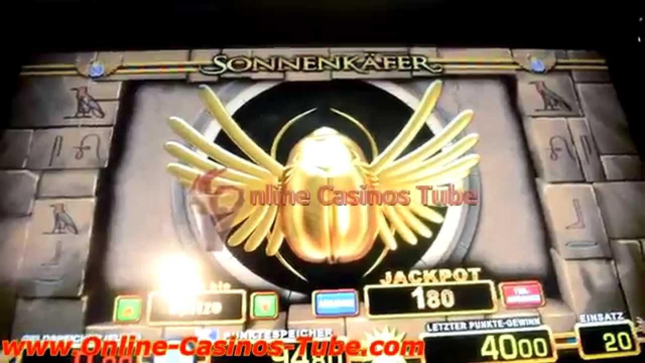Online Casino Sonnenkäfer