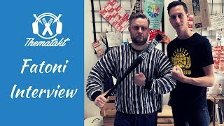 """Fatoni Interview 2019 (Über Burnout, Sex und sein Album """"Andorra"""")"""