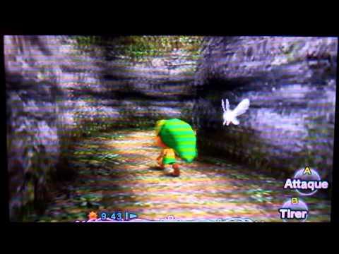 Zelda Majora's Mask 3D [HD] français Ep 4 La sentance du singe au Palais Mojo