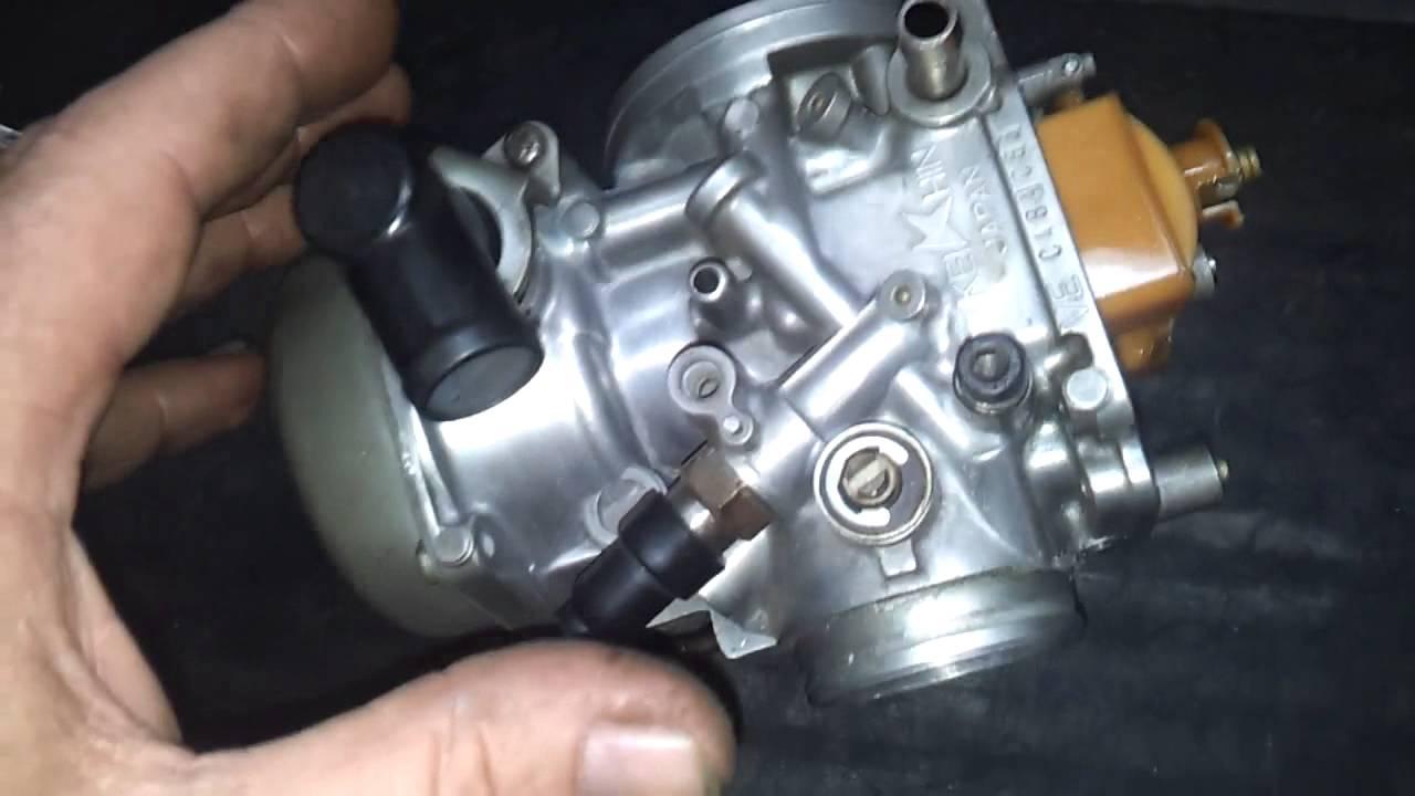 Silvio Carburadores Saga Tracker Flavio A Serie   Capitulo 07   Restaurando o Carburador