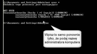 Jak zmienić hasło dla administratora  [ spryciarze.pl ]