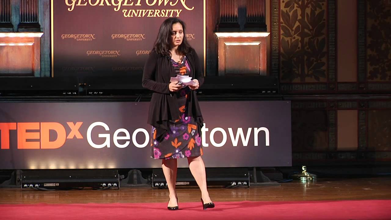 Service for the soul: Sonal Shah at TEDxGeorgetown - YouTube