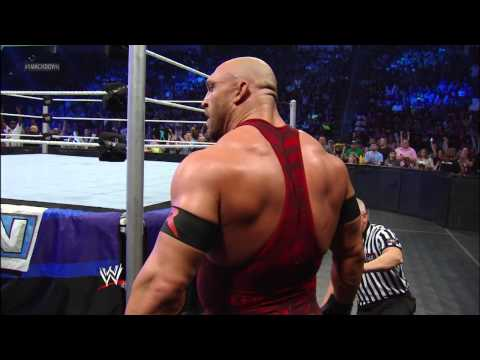 Chris Jericho vs. Ryback: SmackDown, May 10, 2013