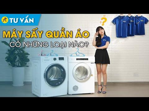 Các loại máy sấy quần áo • Điện máy XANH