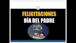 ☆FELICITACIONES DÍA DEL PADRE☆12 FRASES BONITAS Y ORIGINALES