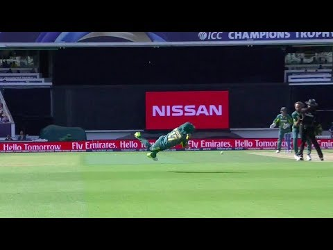 de Villiers' brilliant run-out! - #SLvSA Nissan Play of the Day #CT17