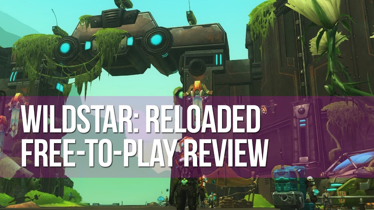 Download Wildstar: Reloaded - Free-to-Play Review