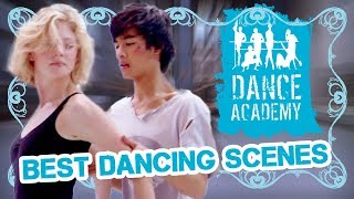 Dance Academy: Christian and Isabelle Dance Ethan's Hip Hop Choreography | Best Dancing Scenes