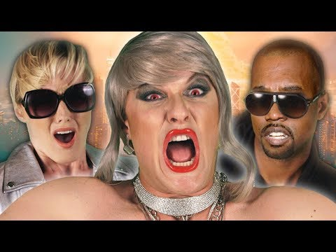 "Taylor Swift - ""Look What You Made Me Do"" PARODY"