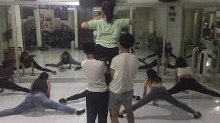 DRIZZLING DANCER| practice Sept, 20 2017