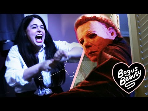 We Try Escaping A Killer Like In 'Halloween'