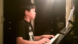 夜曲 - 周杰倫 ♫ ♪ 純音樂 優美鋼琴演繹版 ♫ ♪ Nocturne Piano Cover Mp3