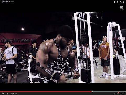 Chest Training Motivation At Metroflex Tyler Texas