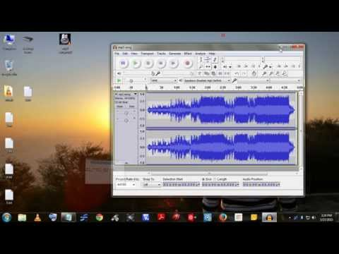 Convert Normal Mp3 Song Into Instrumental Song (remove Singer's Voice From The Song)