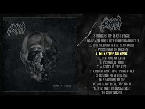 Skam - Sounds of a Disease FULL ALBUM (2020 - Blackened Deathgrind)