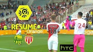 FC Nantes - AS Monaco (0-1)  - Résumé - (FCN - ASM) / 2016-17