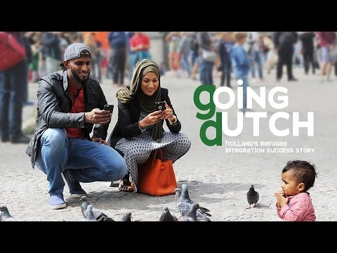 Going Dutch. Holland's refugee integration success story (Trailer) Premiere 20/3