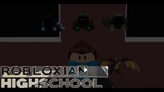 ROBLOX GUIDE [...] How to get Dominus always follow us in Robloxian High School