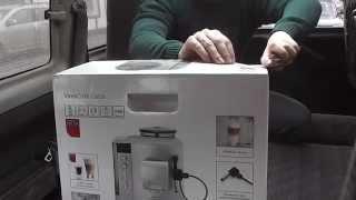 обзор Bosch TES 50321RW Жена, салон,коричневая шапка