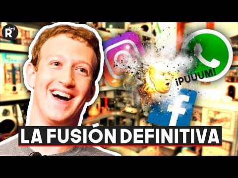 💬 Whatsapp, Facebook E Instagram Unidas Por La Mensajería Instantánea | La Red De Mario