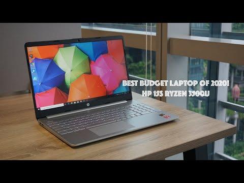 HP 15s - Ryzen 3500U | Unboxing & Review | Best Laptop Under 50K!