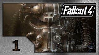 Fallout 4. Прохождение 1 Убежище 111.