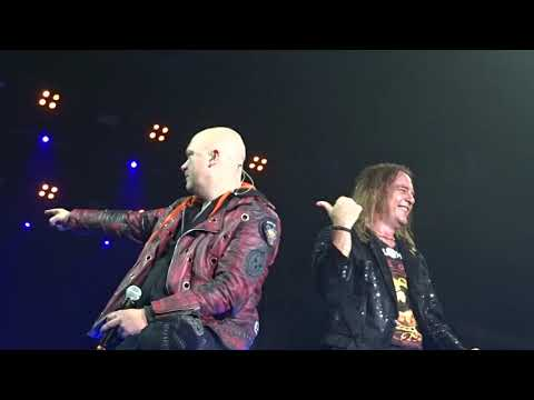 Helloween - Forever and One (Neverland) - Prague 2017 Praha