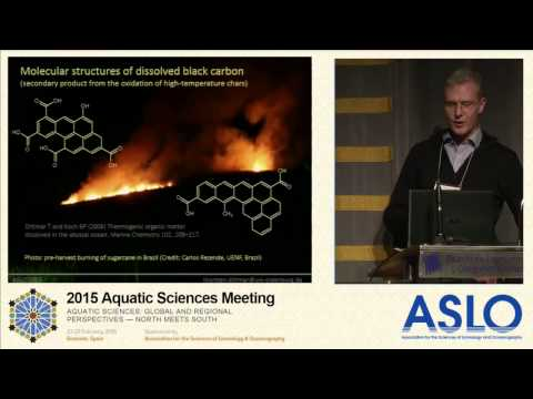 2015 ASLO Plenary: Thorsten Dittmar