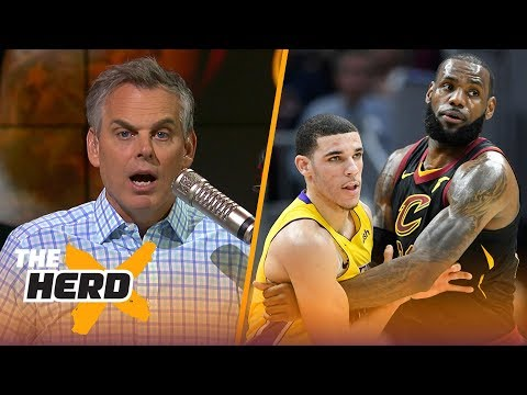 Colin on how the Lakers with LeBron, Kawhi and George would solve 'an NBA problem' | NBA | THE HERD