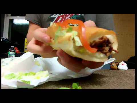 Fast Food: Subway Big Philly Cheesesteak | Serious Eats