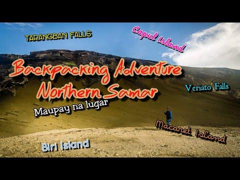 Northern Samar Adventure