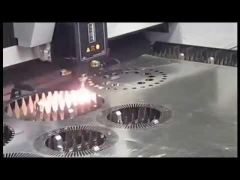 Резка на лазере листа 0,5мм