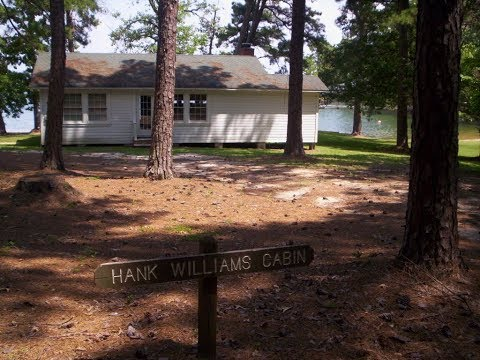 Hank Williams Cabin And History Alabama Adventures