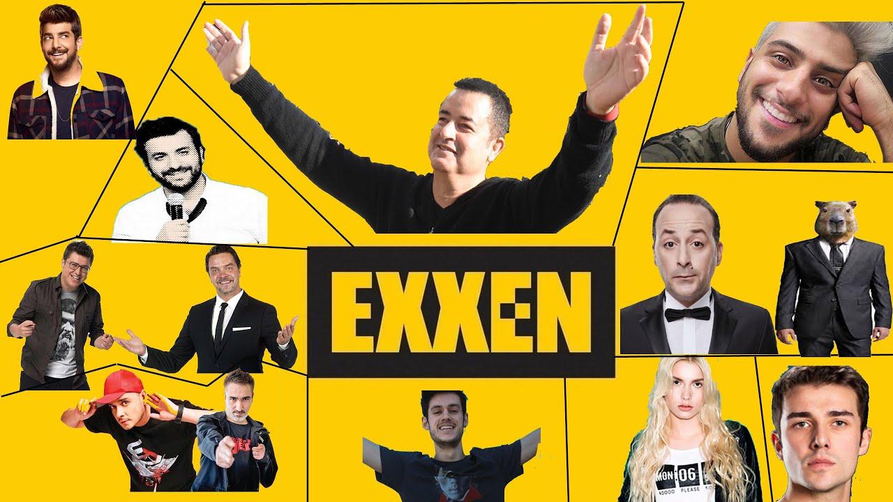 Exxen Nedir Exxen TV Exxen Acun İçerikler - YouTube