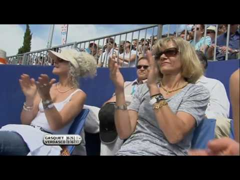 ATP 2010 Nice Final Gasquet vs Verdasco