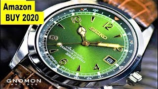 TOP 7 BEST EXPENSIVE  SEIKO WATCH FOR MEN 2018 2019
