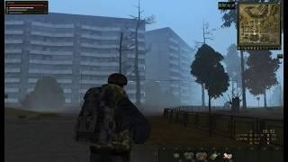 Stalker Online. Сталкерский патруль - Центральный парк