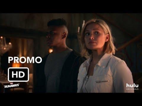 Беглецы 3 Сезон  Промо «Плащ и кинжал» (HD)