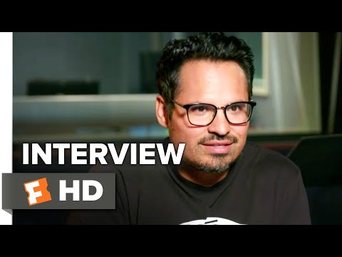 The Lego Ninjago Movie Interview - Michael Pena (2017) | Movieclips Coming Soon