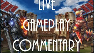 Smite Xbox One Live Gameplay Commentary