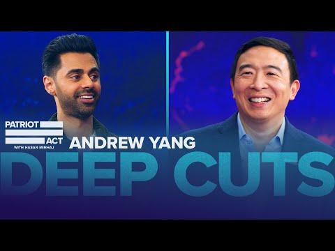 Hasan Puts #YangGang To The Test   Deep Cuts   Patriot Act With Hasan Minhaj   Netflix