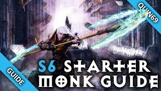 D3: Monk S6 Starter Build & Guide [Patch 2.4.1 | Inna's Set]