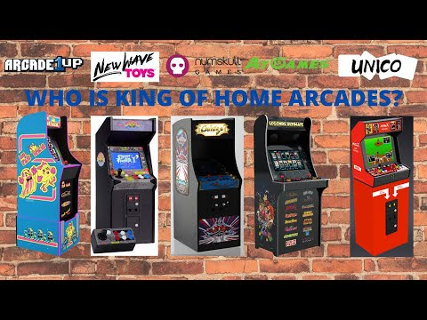 Who is the king of the home arcade? Find out here! from PsykoGamer