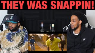 Spinabenz, Whoppa Wit Da Choppa, Yungeen Ace, & FastMoney Goon - Who I Smoke | FIRST REACTION